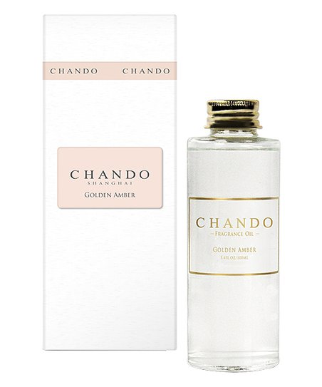 Chando | Refill | Golden Amber | CRF401GA