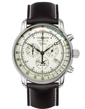 Load image into Gallery viewer, Zeppelin Watch | 100 Years Zeppelin ED. 1 Alarm Chrono | 8680-3