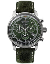 Load image into Gallery viewer, Zeppelin Watch | 100 Years Zeppelin ED. 1 Alarm Chrono | 8680-4