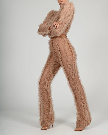 Via Flares in Nude