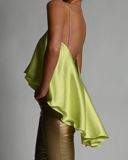 Alexi Top in Lime
