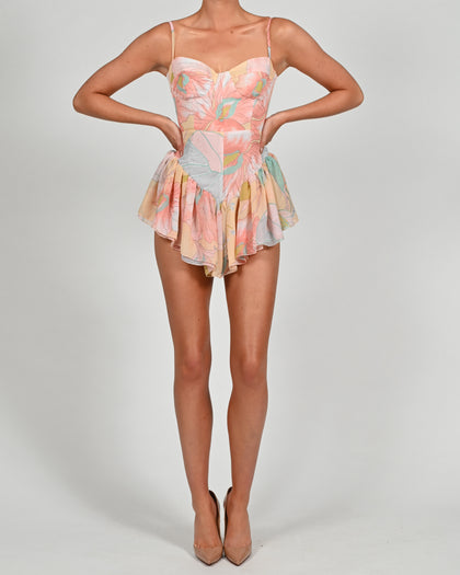 Dolce Playsuit in Anais Print