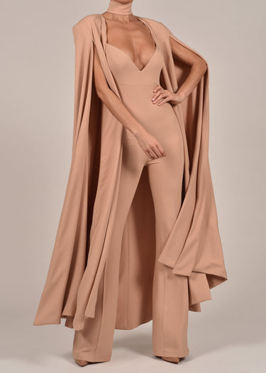 Carmel Suit in Nude