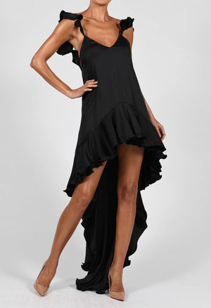 Krista Dress in Black