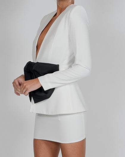 Lucia Jacket in Ivory