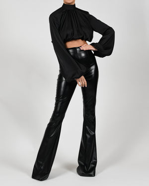 Mercy Blouse in Black