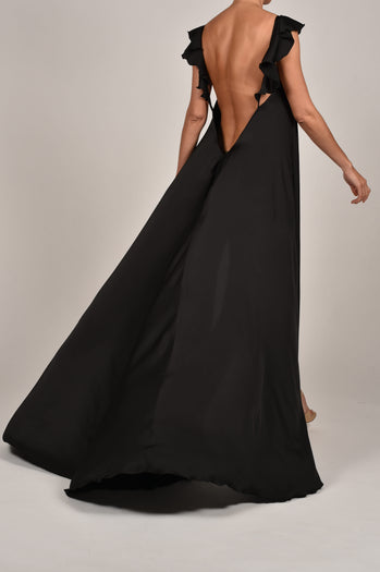 Krista Kaftan in Black