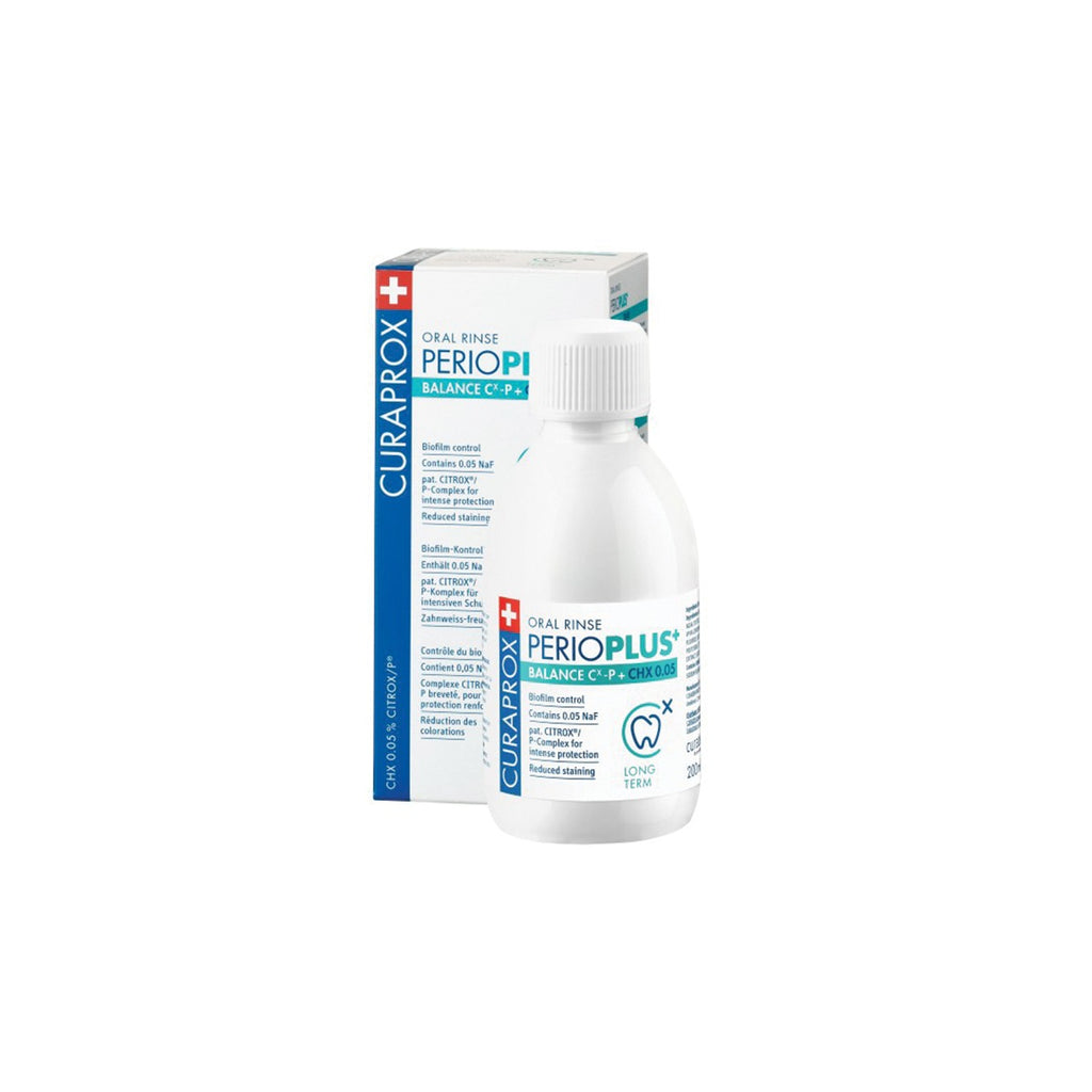 Perio Plus+ Balance Mouthwash - Go Oral Care