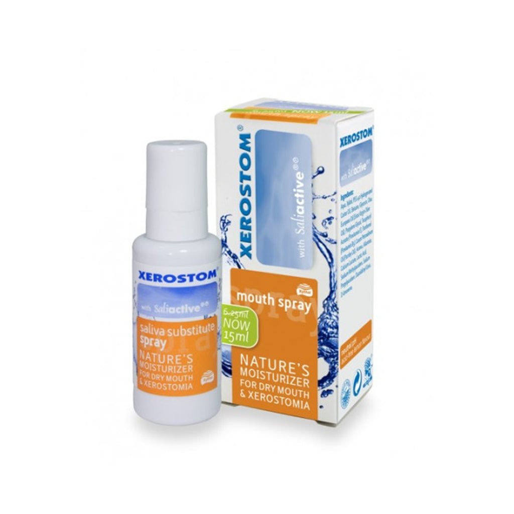 Xerostom Mouth Spray - Go Oral Care