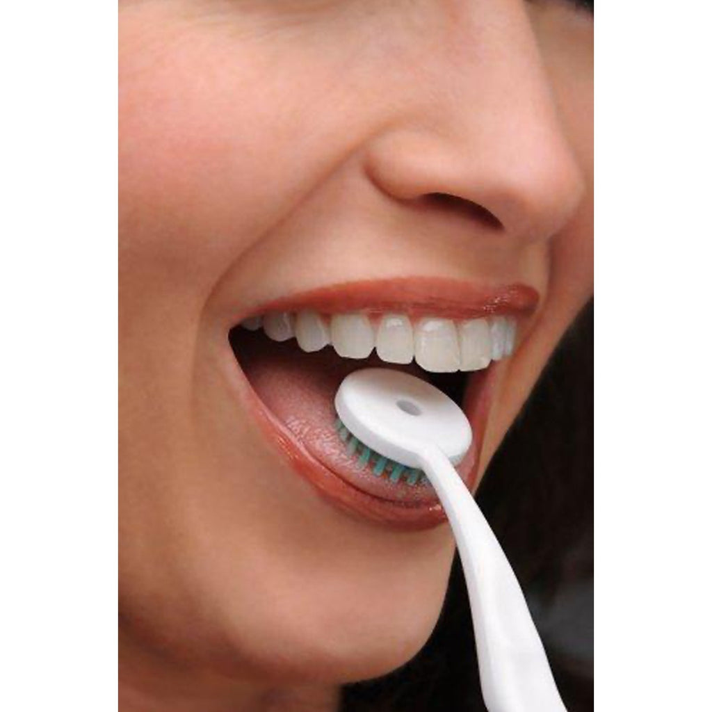 Tung Brush Tongue Cleaner - Go Oral Care