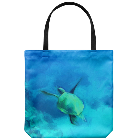 Flight Level Large Tote Bag