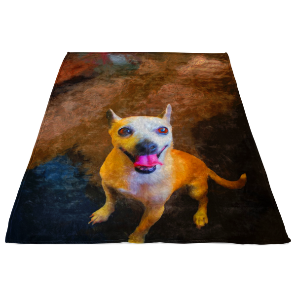 Buddy Fleece Blanket