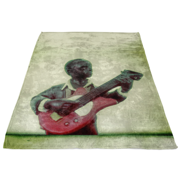 """I Wrote a Song About It"" Fleece Blanket"