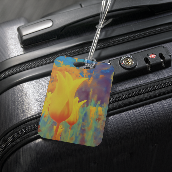 """Poise"" Luggage Tag"