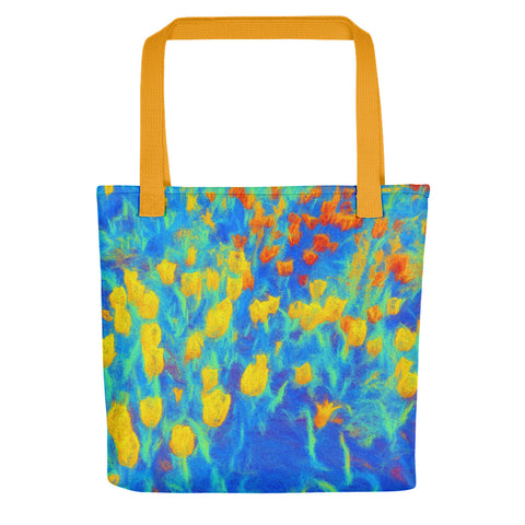 Air Brush Medium Tote bag