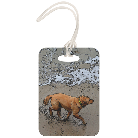 """Faithful"" Luggage Tag"