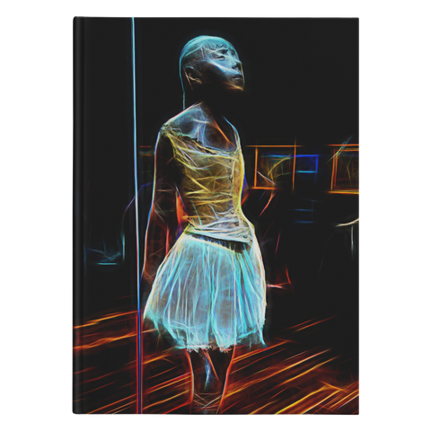 """Prima Luminous"" Hardcover Journal"