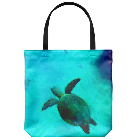 Cruising Altitude Large Tote Bag