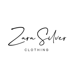 Zara Silver Clothing