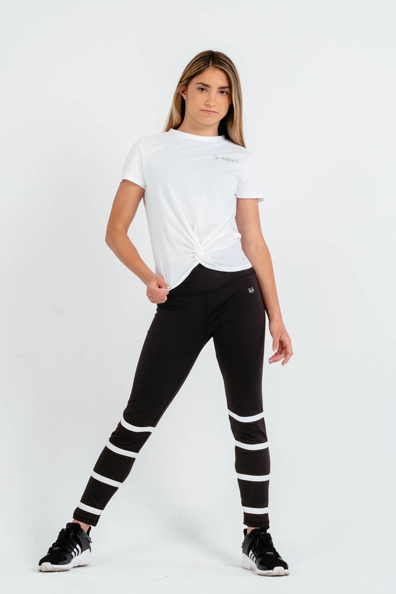 Girl's Le Stop and Go Leggings