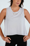 "Women's ""Be Brave"" Crop Top"