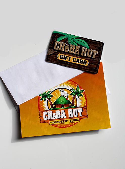 Cheba Hut Gift Card