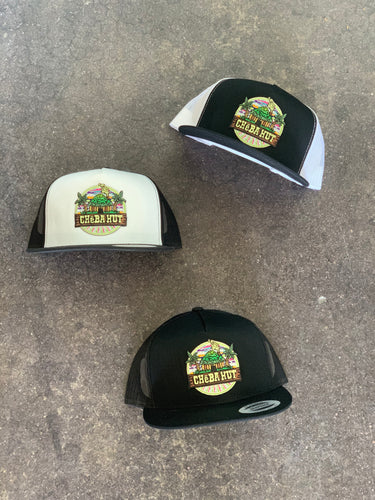 Patch Logo Trucker Hats