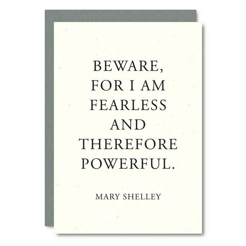 Shelley Card