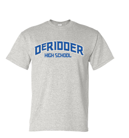 DeRidder  (Ash Gray)