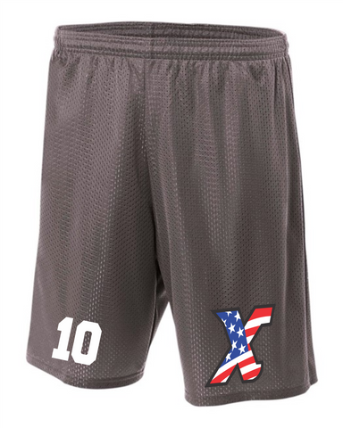XTREME Shorts Gray with Pockets
