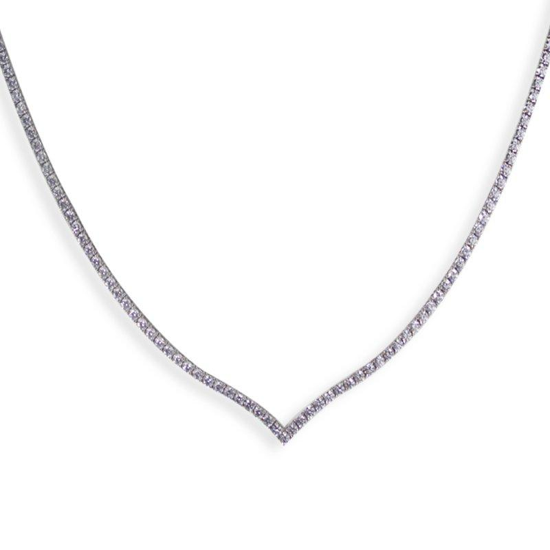 Vee Line Necklace