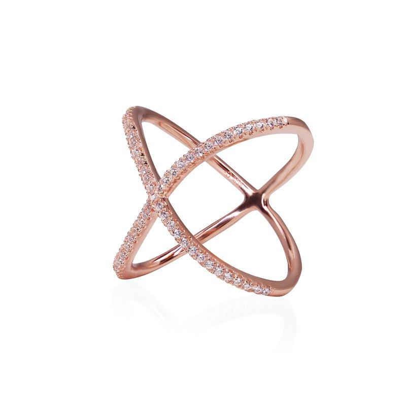 Crux Rose Ring
