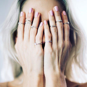 Blair Midi Ring