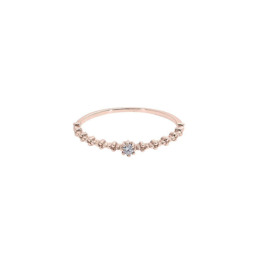 Tati Ring Rose Gold