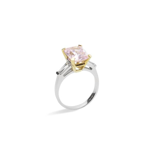 Magnificent Radiant Cocktail Ring