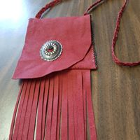 Leather Purse - Small