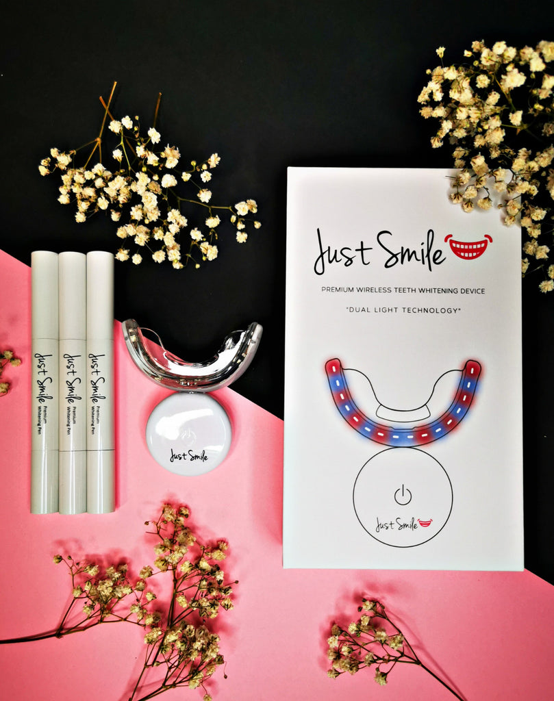Just Smile Premium Teeth Whitening Kit