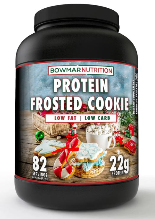 Bowmar Protein - Frosted Cookie