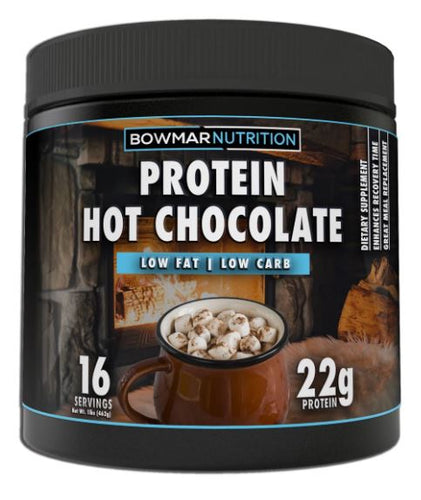 Bowmar Protein - Hot Chocolate 1 lb