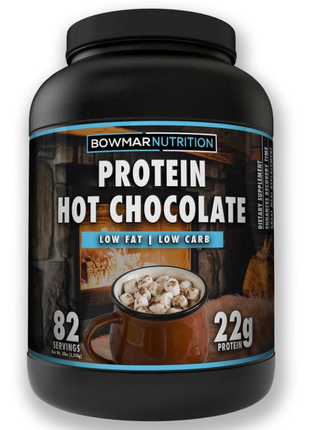 Bowmar Protein - Hot Chocolate 5 lb