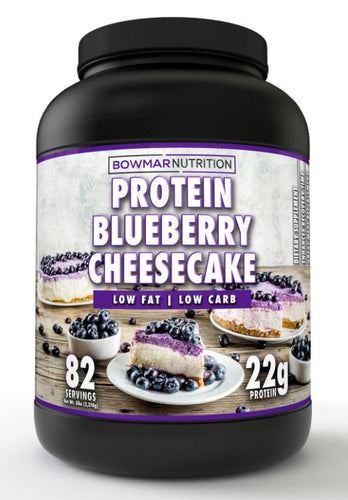 Bowmar Protein - Blueberry Cheesecake