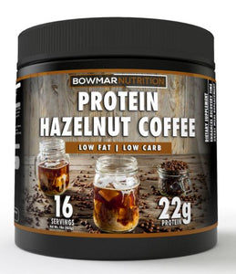 Bowmar Protein - Hazelnut Coffee