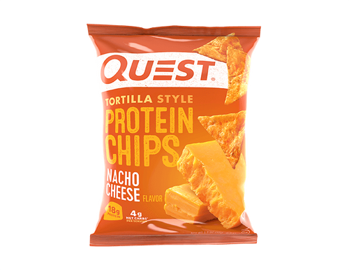 Quest Protein Chips - Nacho Cheese