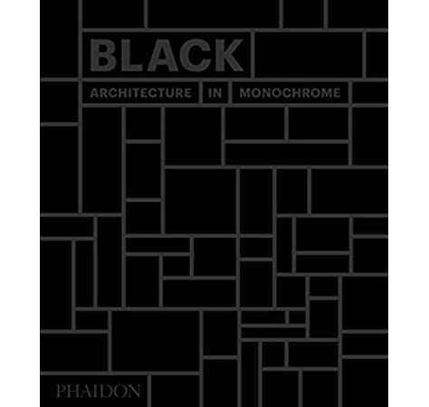 Black Architecture in Monochrome Book