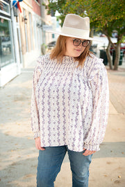 Pink Anastasia Sweater