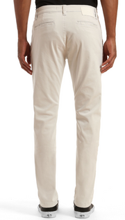 Matt Oyster Relaxed Straight Leg Pant