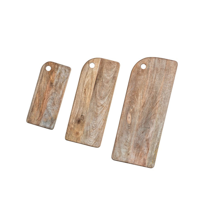 Mango Wood Cheese/Cutting Boards