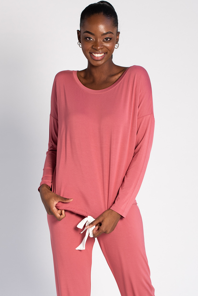 Terrera Snuggle-Up Lounge Top 1096 (L/XL Left)