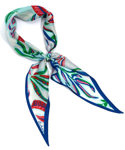 Echo Maldives Silk Scarf EN1025
