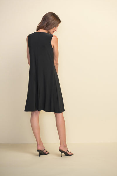 Joseph Ribkoff Grommet Dress 211244